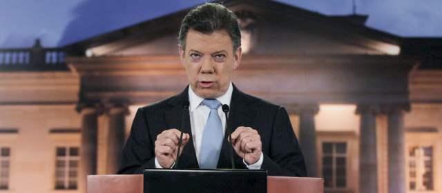 Presidente Santos preocupado por amenazas a dirigentes de la UP
