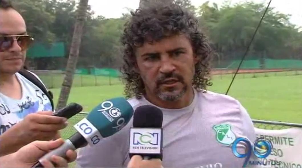 Junta directiva del Deportivo Cali respalda al técnico Leonel Álvarez