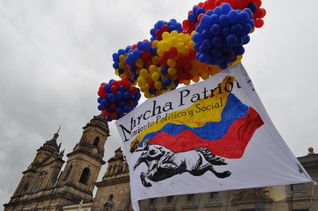 Investigan amenazas contra integrantes de Marcha Patriótica y UP