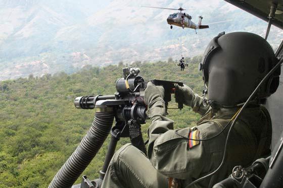 Tercera Brigada refuerza ofensiva contra actores ilegales