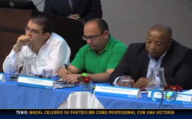 Agenda Electoral 2014: Candidatos presentan sus propuestas