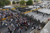 Estudiante muere atropellado en protestas en Venezuela