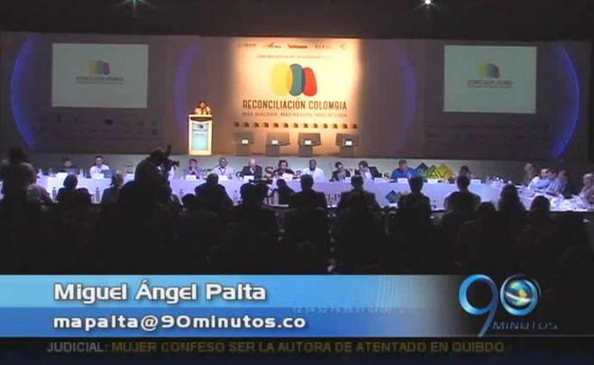 En Cali líderes hablaron de paz y reconciliación