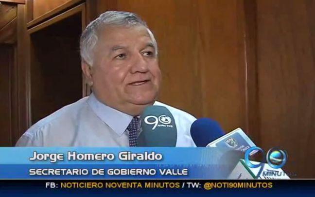 Gobernador del Valle pide más apoyo para inversión social