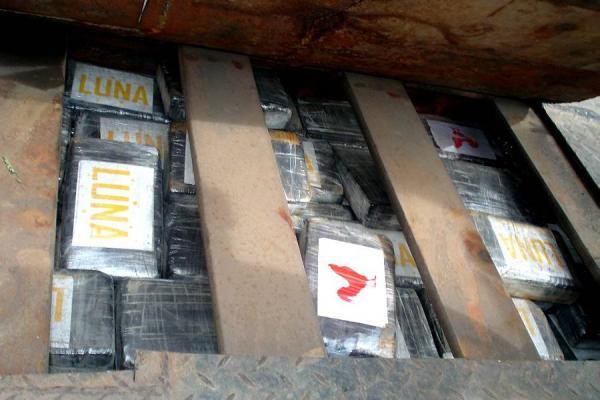 Decomisan cocaína propiedad de las Farc