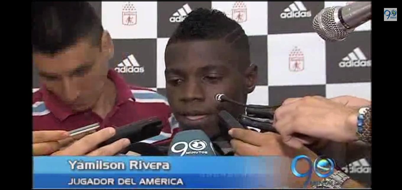 Yamilson Rivera apartado de la plantilla profesional del América
