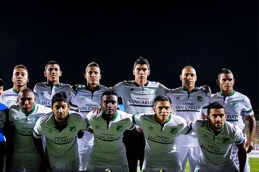 El Deportivo Cali no pudo con la 'fortaleza' de su rival y solo consiguió un punto