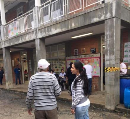 Sin contratiempos  se vivió la jornada electoral en la ciudad