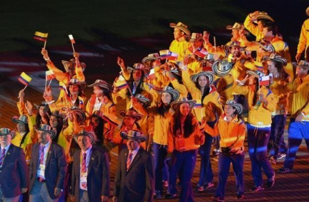 Colombia continúa segundo en la penúltima jornada de los Juegos Suramericanos