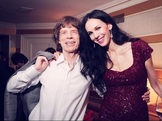 Investigan muerte de L'Wren Scott, novia del cantante Mick Jagger