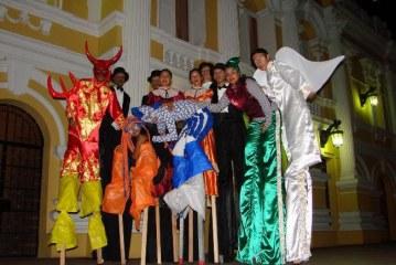 Llega el III Festival Internacional de Teatro Vivo Callejero a Cali