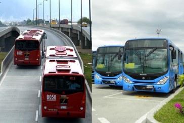 Alcaldía busca alquilar buses de Transmilenio para Cali