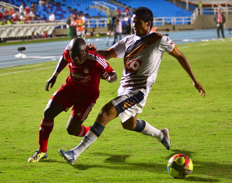 El Depor FC le quitó la oportunidad al América de ser líder del Torneo