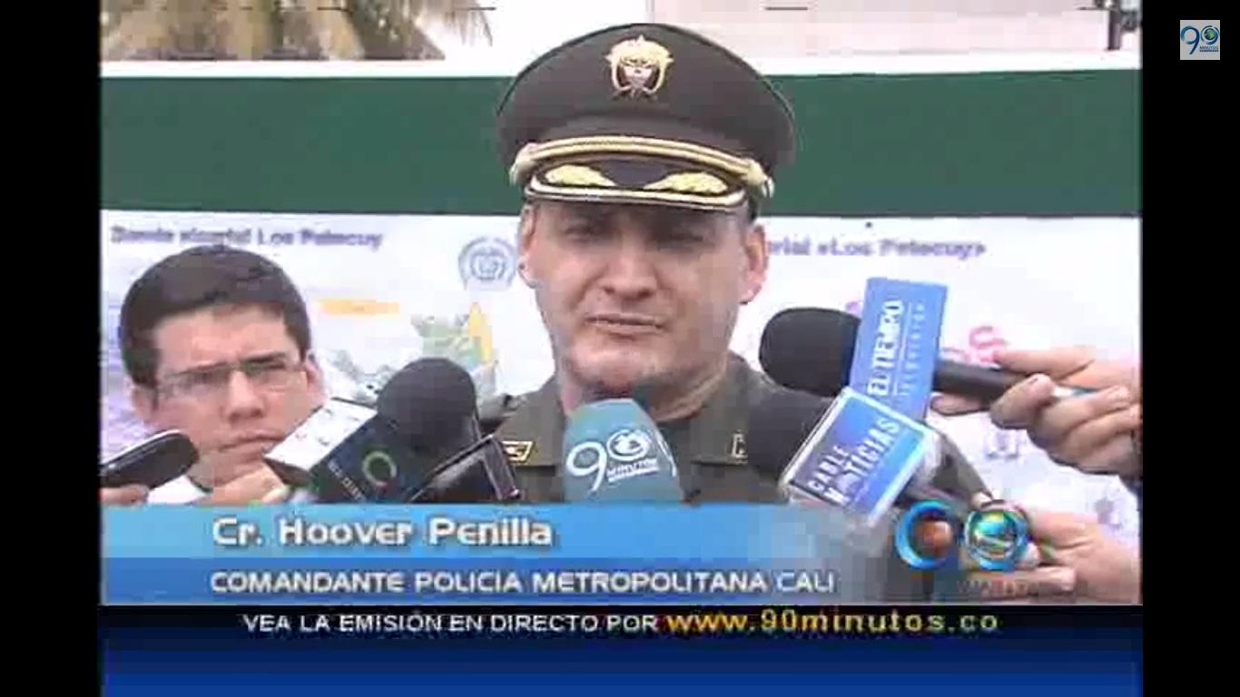 Policía de Cali desmantela la banda de delincuentes 'Los del Petecuy'