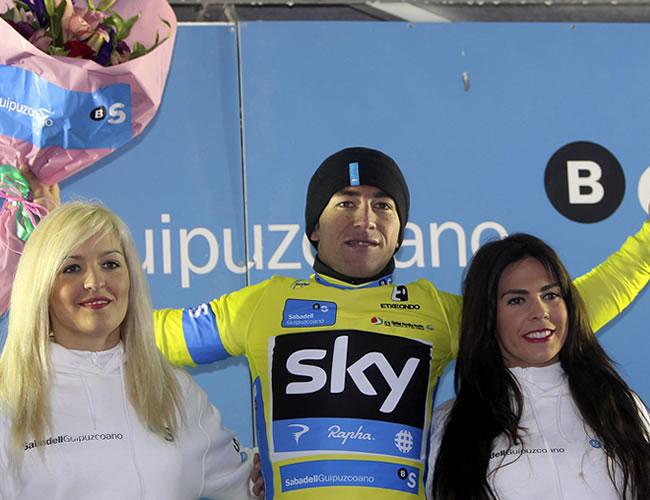Sky apartó a Sergio Henao de las competiciones por parte médico