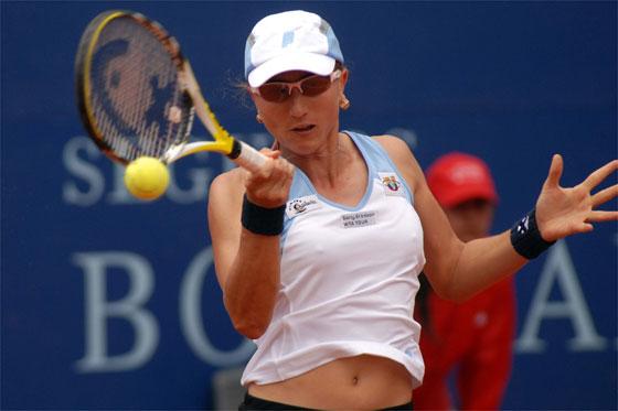 La tenista Catalina Castaño diagnosticada con cáncer de seno