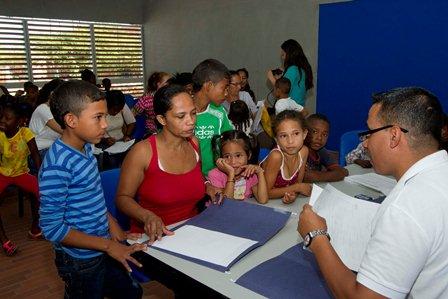 Disponibilidad de cupos en colegios públicos de la comuna 5