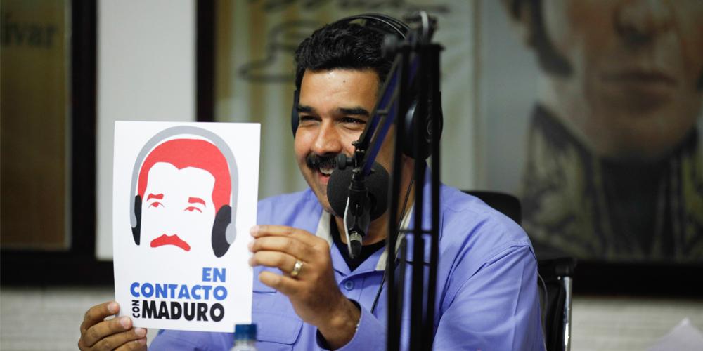 Presidente Maduro crea un programa para comunicarse con su pueblo