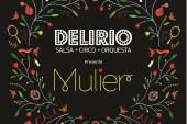 La carpa circo Delirio presenta en Cali su nueva obra Mulier