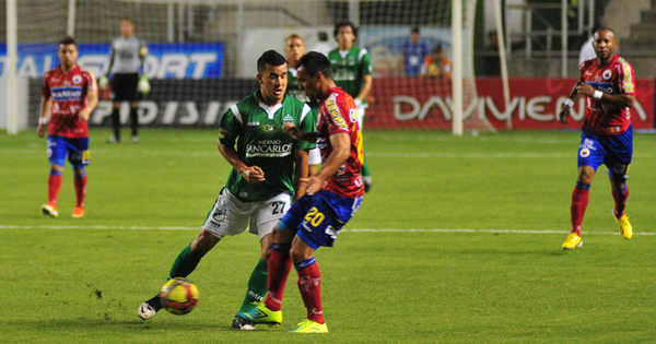 Deportivo Cali no pudo con el Pasto y sigue en el sótano de la Liga colombiana