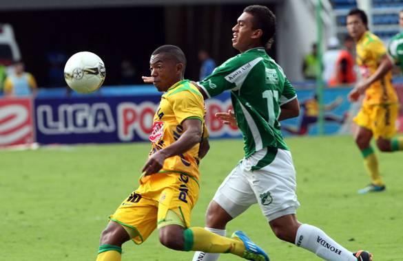 Deportivo Cali venció 1 – 0 al Atlético Huila en el Pascual Guerrero