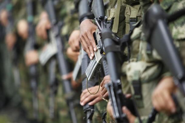 Presencia masiva del ejército nacional en la Región para la jornada electoral