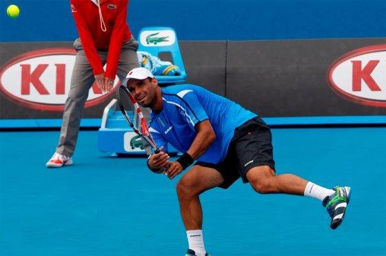 Alejandro Falla avanzó a la segunda ronda del Masters 1000 de Indian Wells
