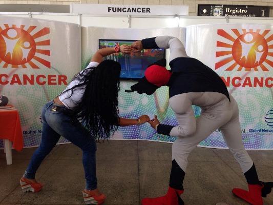 Diviértete y ayuda a niños con cáncer