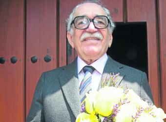 Gabriel García Márquez celebra su cumpleaños 87 en México