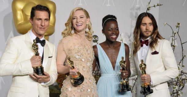 Ganadores de la edición 86 de los Premios Óscar