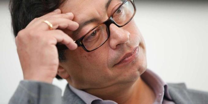 Petro se pronuncia sobre las decisiones tomadas por Santos en Bogotá