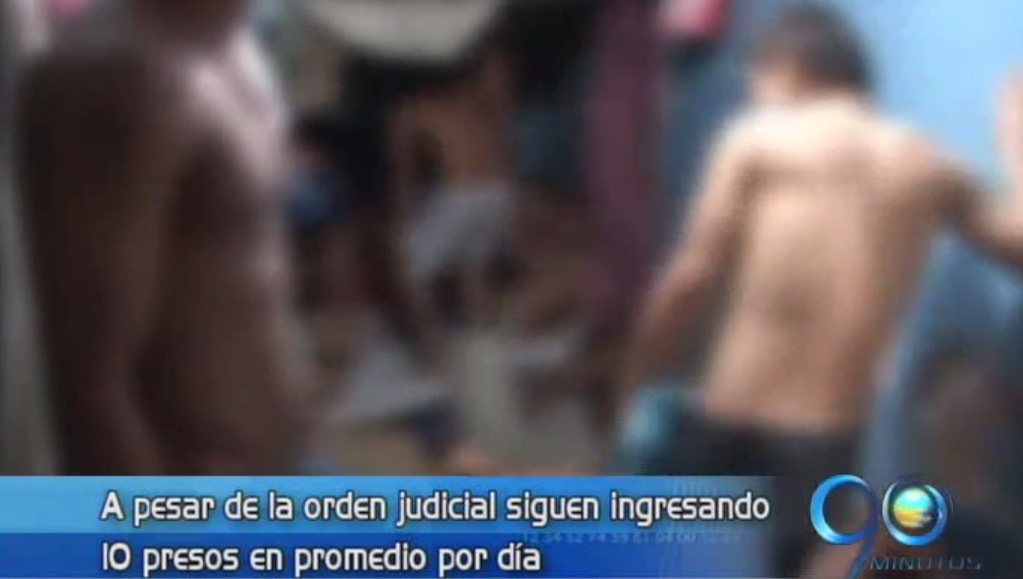 Guardias del Inpec denuncian hacinamiento en cárcel Villahermosa