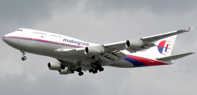 Reportaron la desaparición de avión de Malaysia Airlines con 239 pasajeros