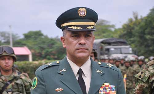 Coronel Monsalve asumió como comandante de la Tercera Brigada en Cali