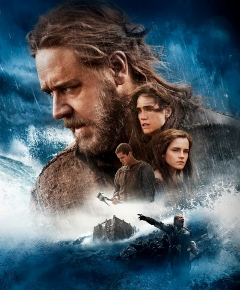 'Noe' La polémica película encabezada por Rossell Crowe
