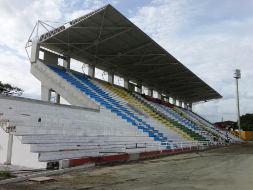 Palmira estrena escenarios deportivos