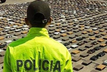 Incautan una tonelada de clorhidrato de cocaína en Buenaventura