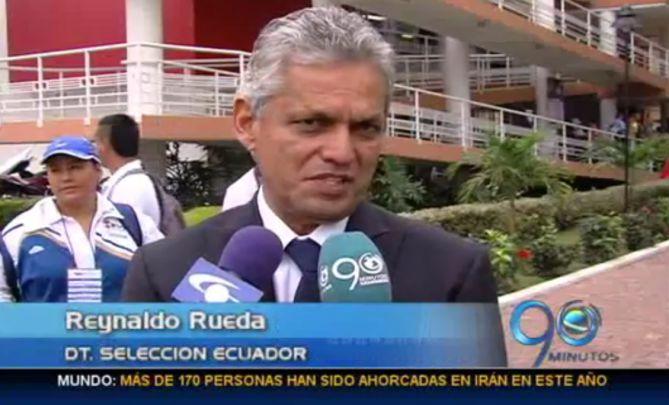 Reynaldo Rueda dio inicio al Seminario Premundialista de la END