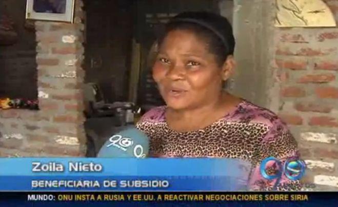 Alcaldía entregó subsidios de vivienda a 250 familias
