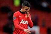 Van Persie no podrá jugar ante el Bayer Múnich por lesión