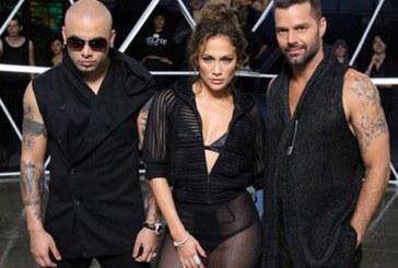 Wisin, Jennifer López y Ricky Martin se unen para grabar 'Adrenalina'