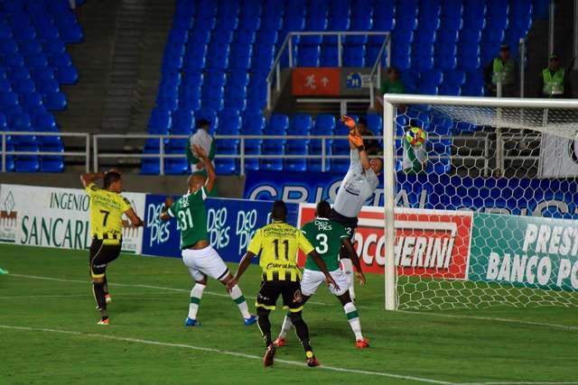 Deportivo Cali volvió a caer como local y quedó eliminado de la Liga