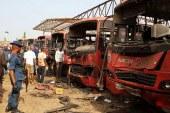 Ataque  con explosivos en estación de buses deja por lo menos 71 muertos
