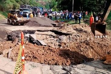 Cinco detenidos por el atentado en la vía Panamericana