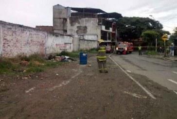 Dos capturados por emergencia en barrio Eduardo Santos