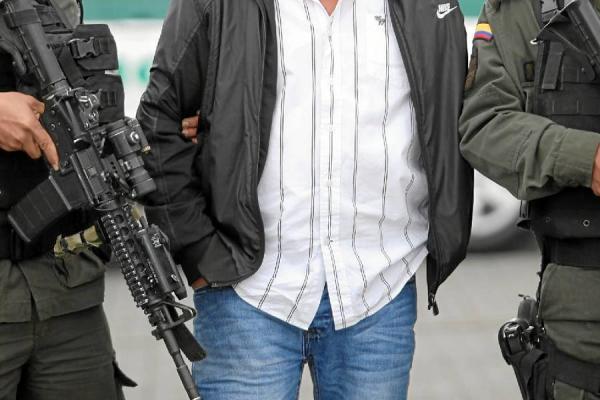 Integrante de las Farc, alias El Burro fue capturado en Tuluá, Valle del Cauca