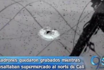 Policía capturó a asaltantes de supermercado en el nororiente de Cali