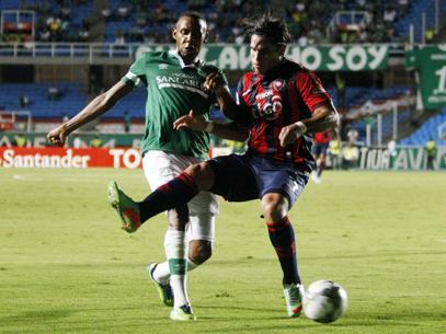 Cerro Porteño eliminó a Deportivo Cali de la Libertadores