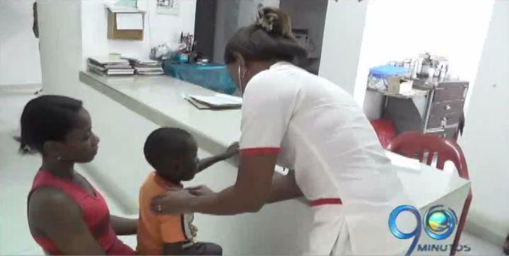 Emergencia sanitaria por mala calidad del agua en el Bajo Baudó, Chocó