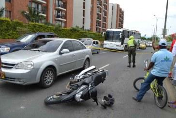 Concejal de Jamundí salió ileso de un intento de robo en Cali
